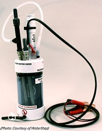 Image: M-100 Chlorintor, courtesy of WaterStep